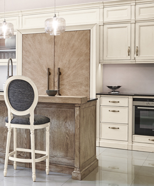 Directoire Kitchen