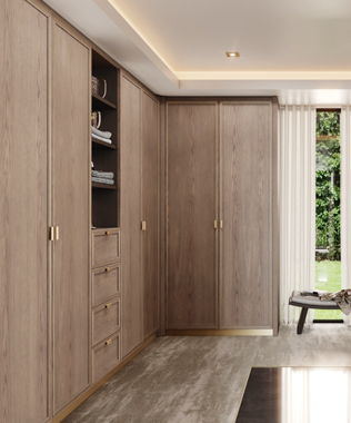 Dare Interiors - Quincy Closet wardrobe